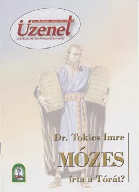 Mózes írta a Tórát?