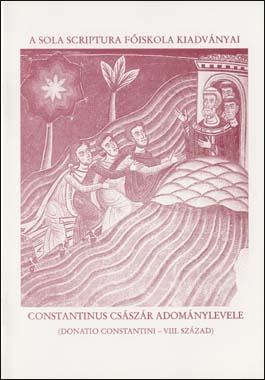 Constantinus császár adománylevele