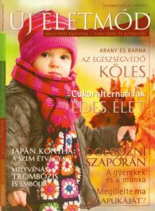 Új Életmód magazin 2013/ősz