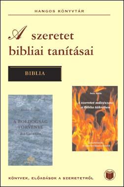 A szeretet bibliai tanításai CD