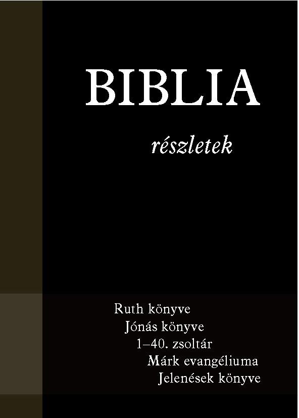 Biblia - részletek