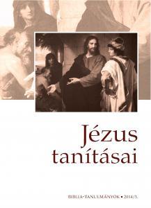 Jézus tanításai 2014/03.