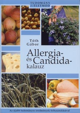 Allergia- és Candida- kalauz