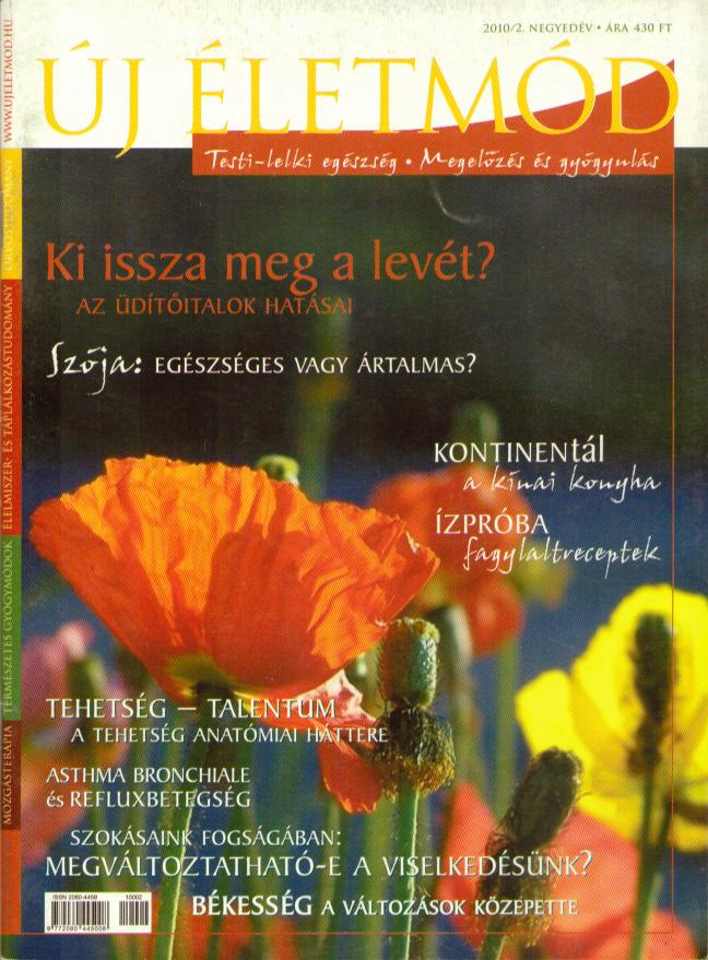 Új Életmód magazin 2010/2.