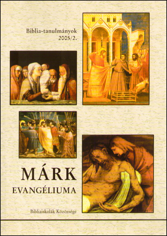 Márk evangéliuma 2005/2.